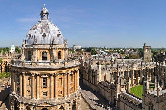 Windsor Castle, Stonehenge, and Oxford...