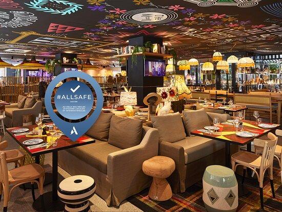 Mama Shelter Restaurant Bar Karaoke London Menu Prices Restaurant Reviews Tripadvisor
