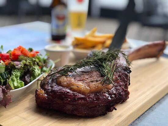 Velsen, The Netherlands: Meat of the day