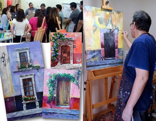 Cristi Fer Art Studio and Workshops