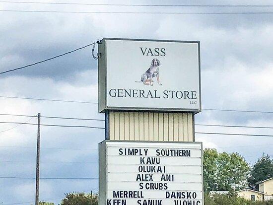 Vass General Store Llc