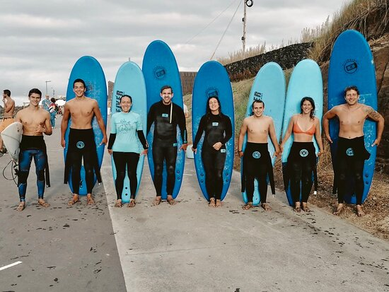 Ride With The Wave Surf School