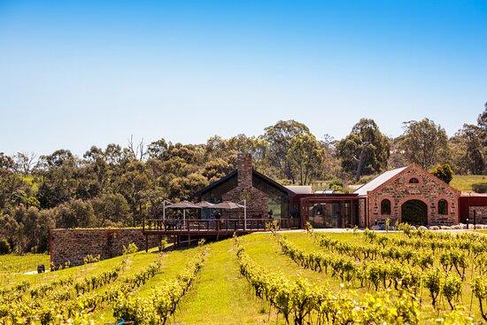 Rowland Flat, Australië: St Hugo Brand Home