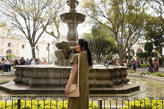 Visit Antigua Guatemala and Its Colorful Towns Around - Private...