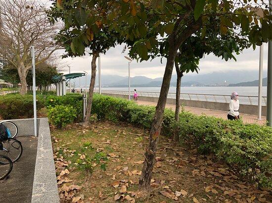 Pak Shek Kok Promenade