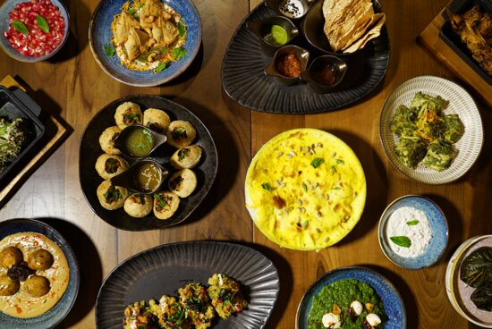 Refined Indian Flavours