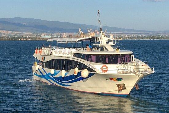 Tour in barca alle Cinque Terre: Riomaggiore e Monterosso