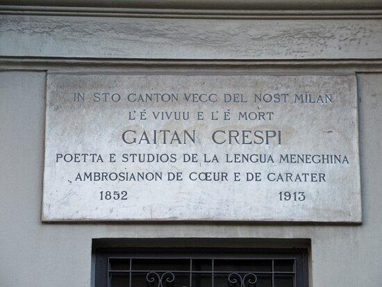 Casa di Gaetano Crespi