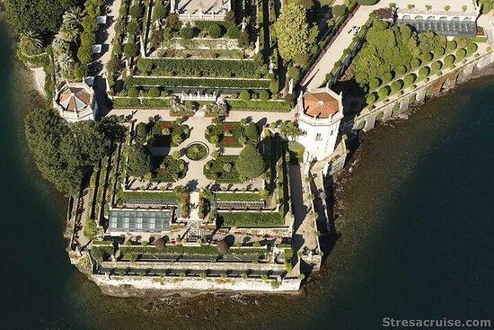 Crociera Tematica : Barca privata per Lago Maggiore e Isola Bella da