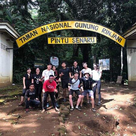 Lombok Trekking Info
