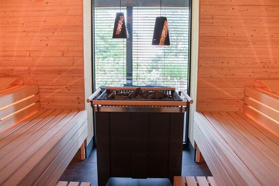 Hlohovec, Česká republika: Finská sauna