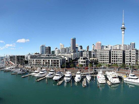 Sofitel Auckland Viaduct Harbour