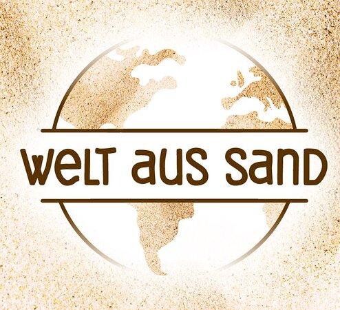 Sandskulpturenausstellung Welt aus Sand