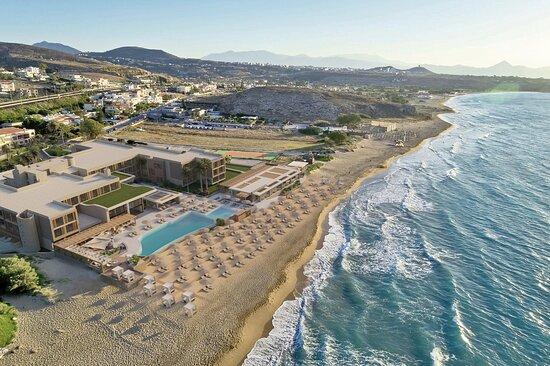 Lounge Area Main Bar - Foto di Unique Blue Resort, Creta - Tripadvisor