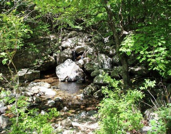 Gayasan National Park (Yonggigol Course)