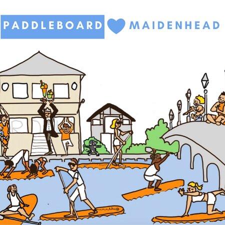Maidenhead Foto
