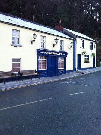 Avoca, Ireland: pub from ballykissangle