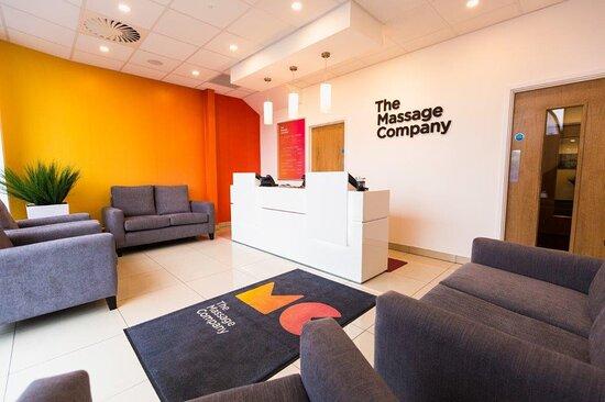 The Massage Company - Sutton Coldfield