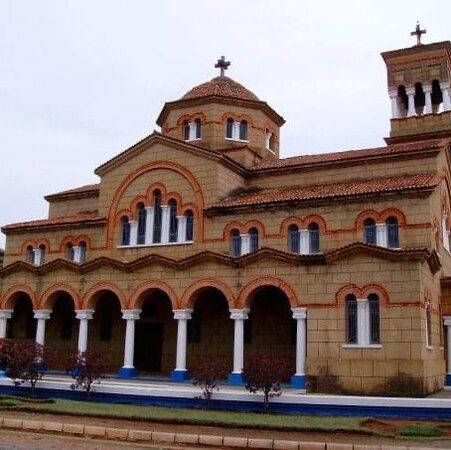 לובומבאשי, הרפובליקה הדמוקרטית של קונגו: Greek church