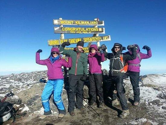 trekking Kilimanjaro Tanzania  adventures