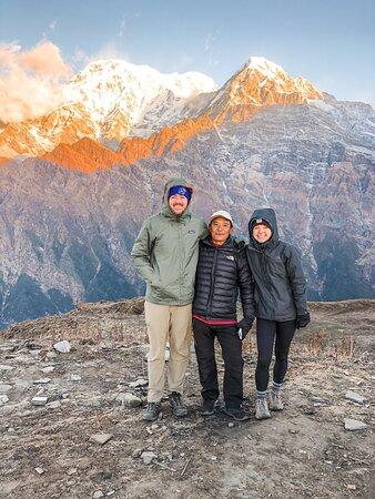 Amazing company and trek!!