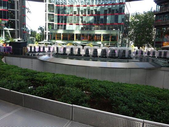 Berlin, Germany: 噴水