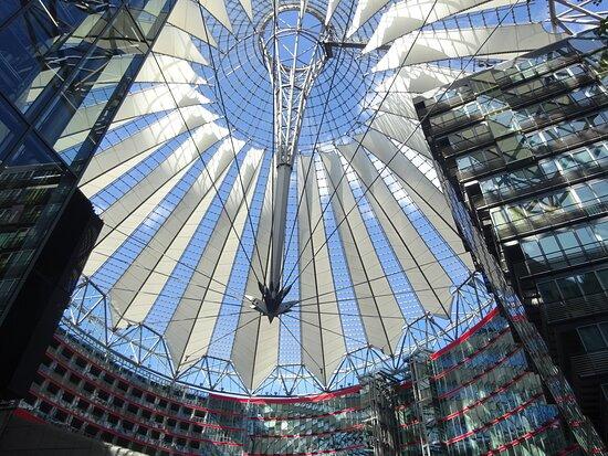 Berlin, Germany: ドーム型天井