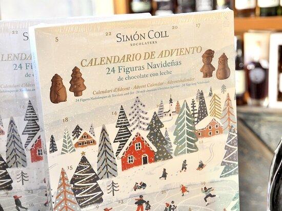 Calendari d'Advent Simón Coll
