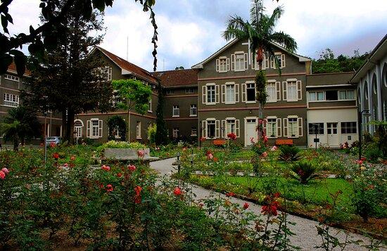 Blumengarten Haus Restaurante e Hospedagem, Convento de Angelina, Santa Catarina