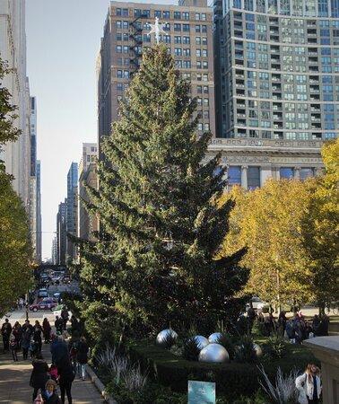 Holiday Cheer @ Millennium Park, 201 E Randolph St, Chicago IL, December 2019