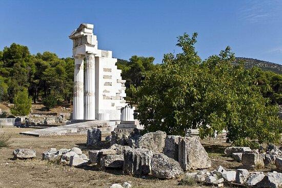 Mycenae Nafplio Epidaurus including...