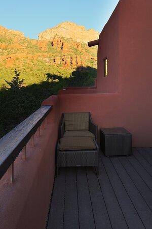 Casita #31 - The Enchantment Resort 525 Boynton Canyon Rd, Sedona, AZ - Patios
