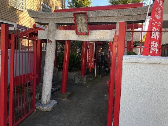 Yanagawa Inari Shrine