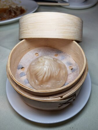 蟹粉小籠包