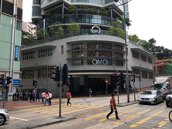 Old Wanchai Market Building