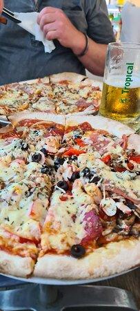 Bästa pizzan