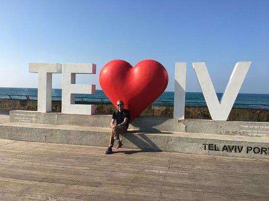 Tel Aviv Port Boardwalk