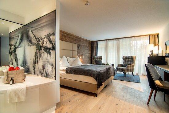 Walliserhof Grand-Hotel & Spa, Hotels in Saas-Fee