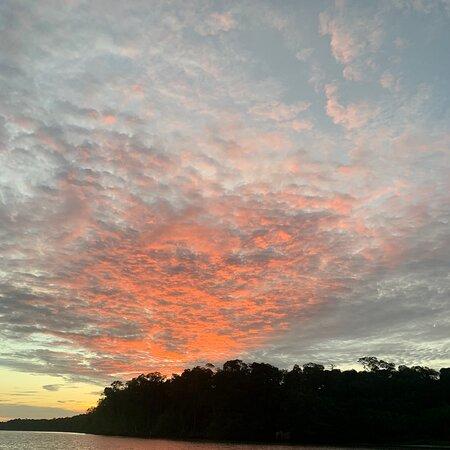 Sao Caetano de Odivelas, PA: local pra pesca com paisagem paradisíaca