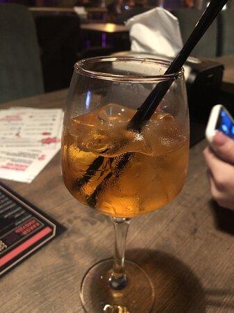 Berlin, Germany: Nice drink