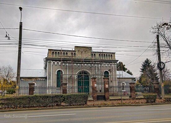 Timisoara Jewish Cemetery