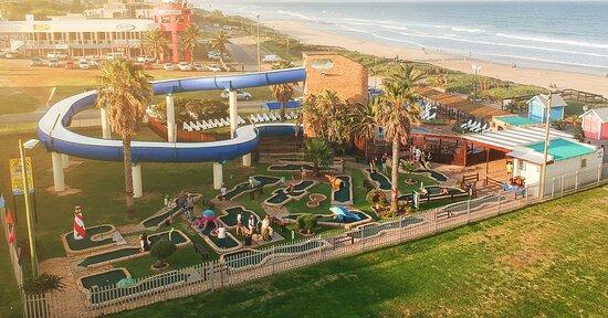 Dolphin Beach Entertainment - JBay Waterpark