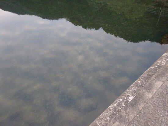 粟野川沈下橋