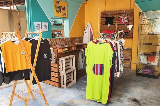 The Unknown Surf Shop
