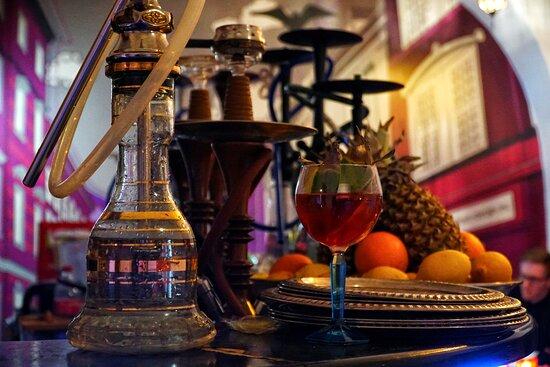 Medina café & shisha Bar