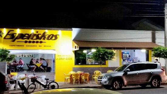 Bataguassu, MS: Espetiskos