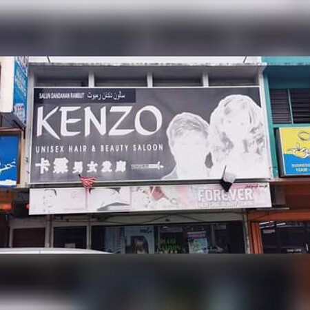 KENZO Hair and Beauty Saloon