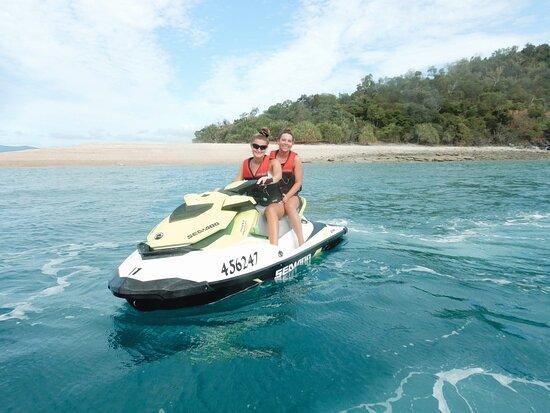 Whitsundays Guided Jet Ski Tour Photo