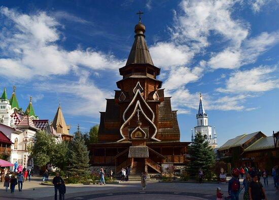 Church of St. Nicholas in Izmailovo