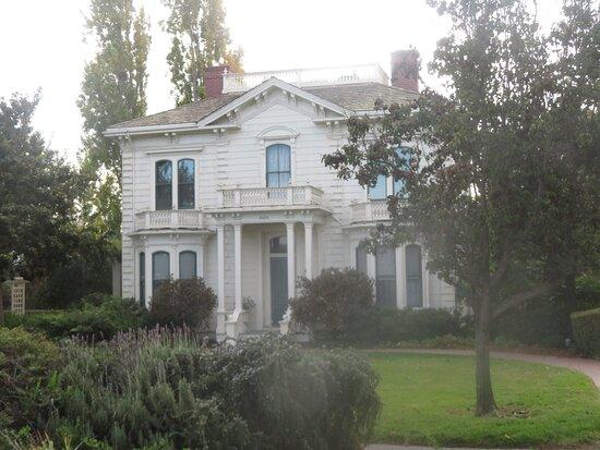 The Rengstorff House